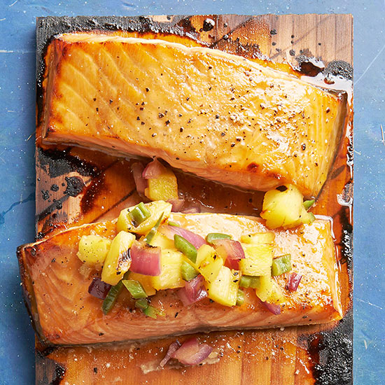 How to bake salmon more ways to cook salmon ccuart Gallery