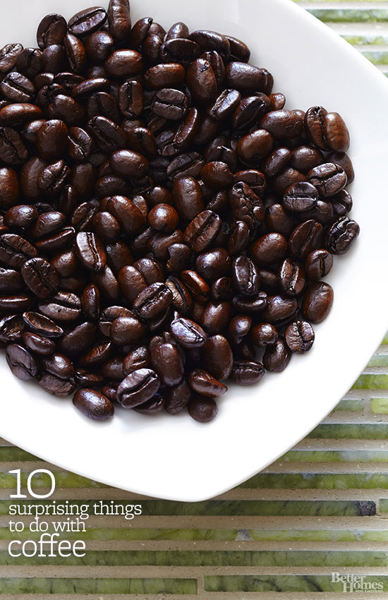 10 Surprising Things to Do with Coffee