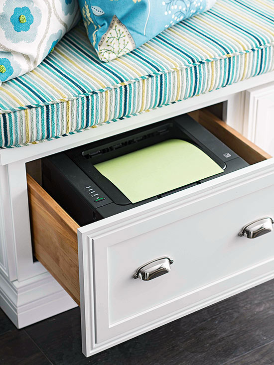 Add Storage for Technology in home remodeling