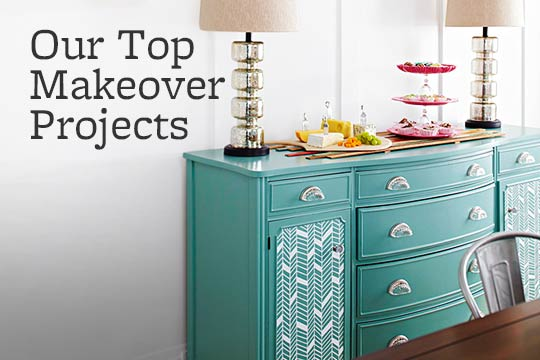Our Top Makeover Projects