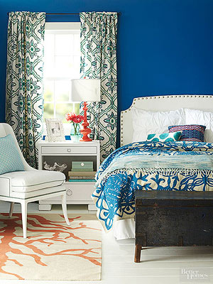 diy headboard projects - better homes and gardens - bhg