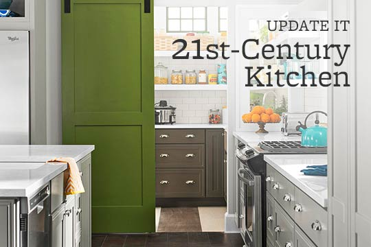 21st-Century Kitchen