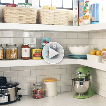 Solve Kitchen Storage Problems