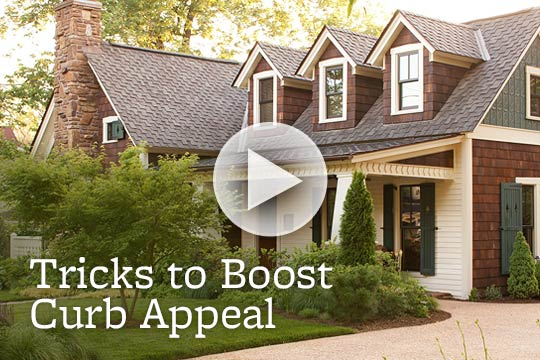 Tricks to Boost Curb Appeal
