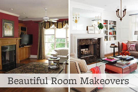 Beautiful Room Makeovers