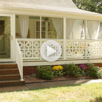 Personalize Your Front Porch