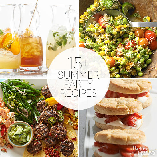 Better Homes And Gardens June 2014 Recipes
