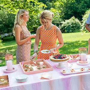 11 Ideas for an Elegant Outdoor Party