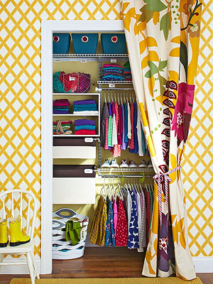 How to Store and Organize Kids' Clothes
