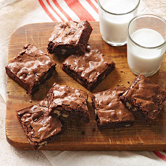 Top Brownies - Better homes and gardens brownie recipe