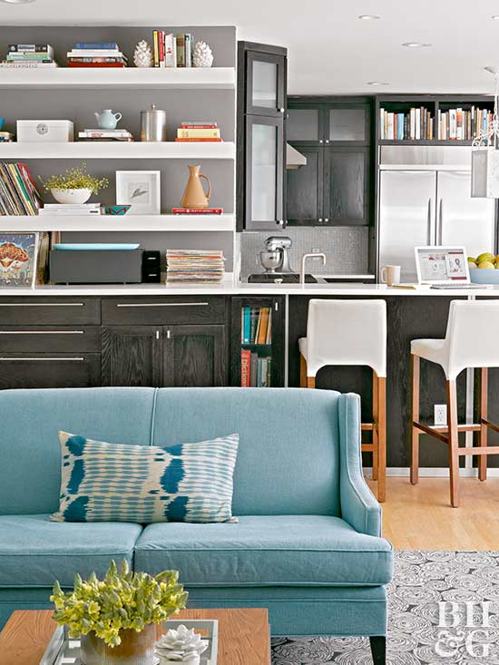 Mistake: Eschewing Smaller Furniture
