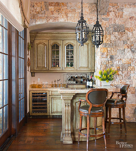Wet Bar Ideas Gallery: Wet Bar Ideas