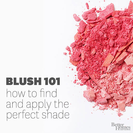 Blush 101: How to Find and Apply the Perfect Shade