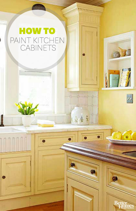 How to paint kitchen cabinets for Acrylic paint for kitchen cabinets