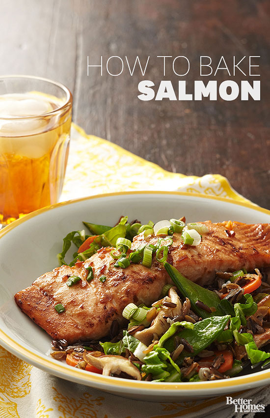 How to bake salmon how to select and prep salmon ccuart Image collections