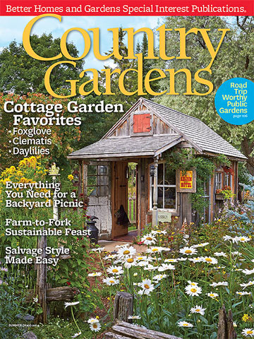 Country Gardens Summer 2014 Cover