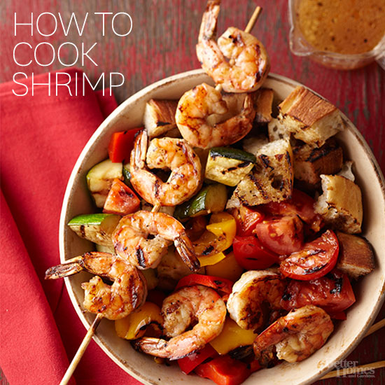 Better Homes And Gardens Sweepstakes >> How to Cook Shrimp