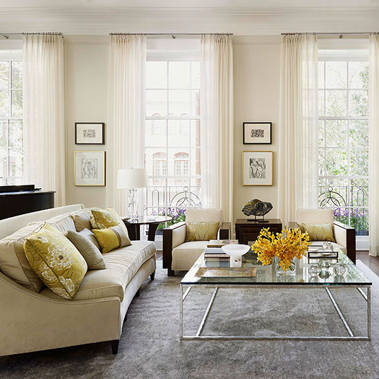 Living Room Color Scheme: Effortlessly Elegance