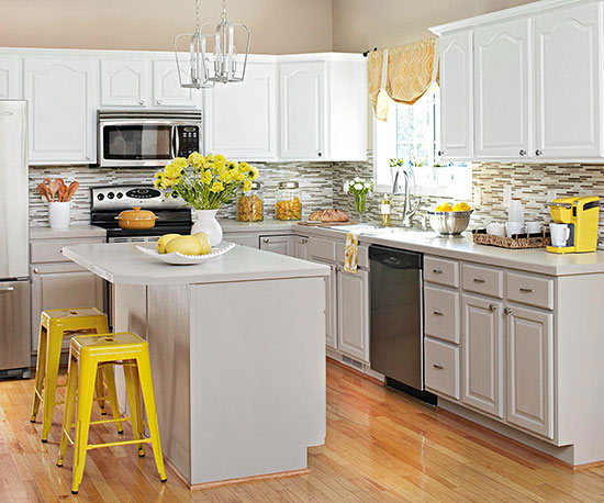 genius tips for painting kitchen cabinets - Can You Paint Your Kitchen Cabinets