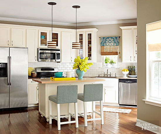 1 of 14 - Budget Kitchen Ideas