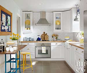 Great Make A Small Kitchen Look Larger