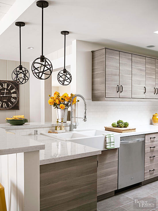 Quartz kitchen countertop buying guide better homes and for Kitchen trends 2018