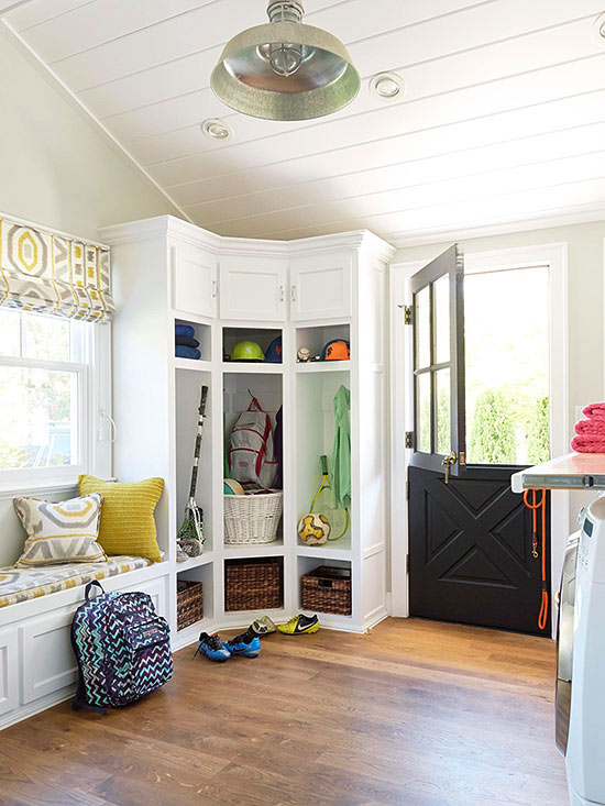 Efficient Entryway