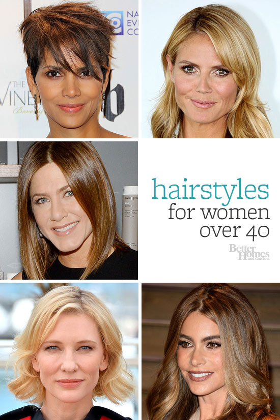 Admirable Hairstyles For Women Over 40 Hairstyles For Men Maxibearus