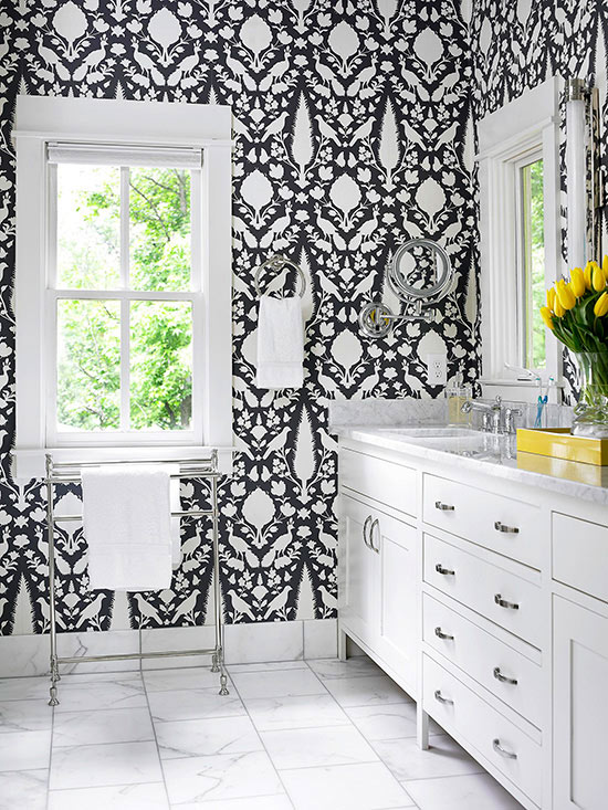 Step By Step Bathroom Cleaning
