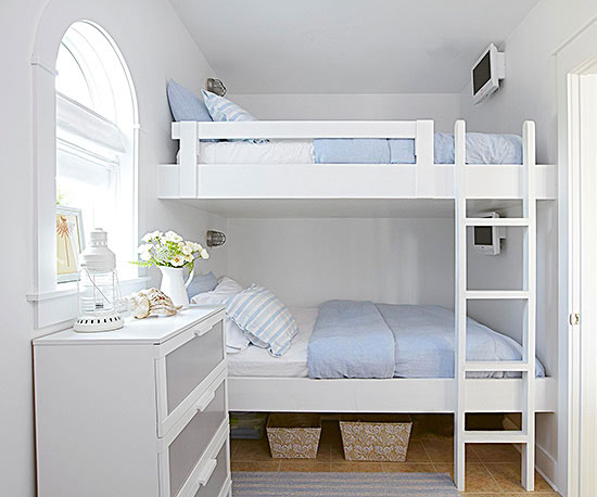 Bunking up - Custom loft beds for adults ...