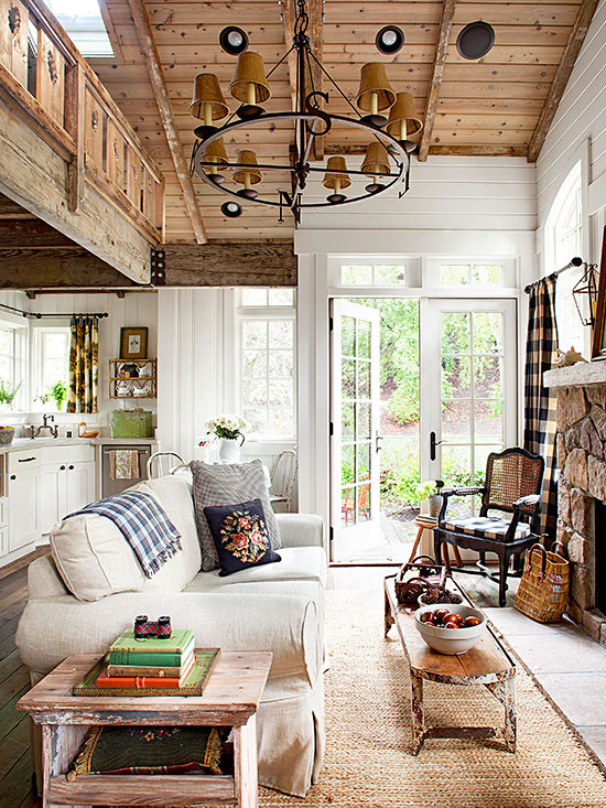 Country Living Room. Country Living Rooms ... Part 46