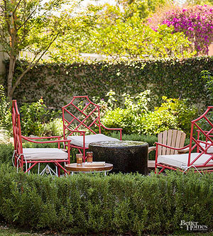 Outdoor Rooms to Live in All Summer Slide Show