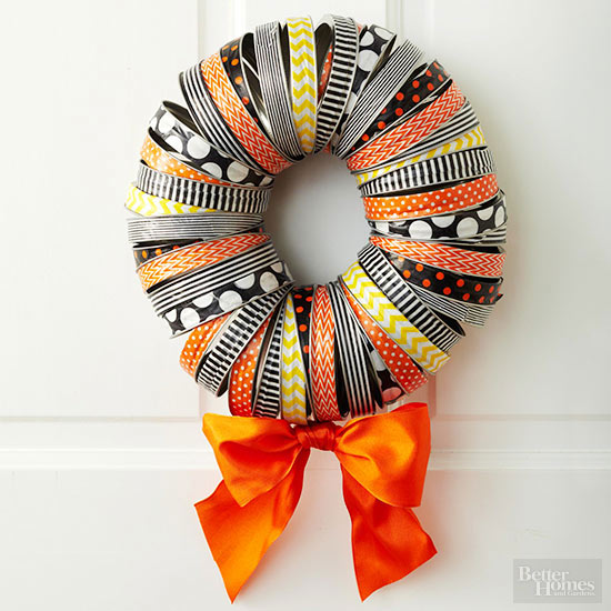 Best Ever Fall and Halloween Wreaths