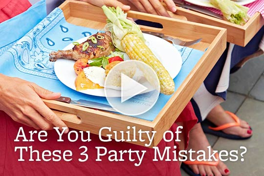 Are You Guilty of These 3 Party Mistakes?
