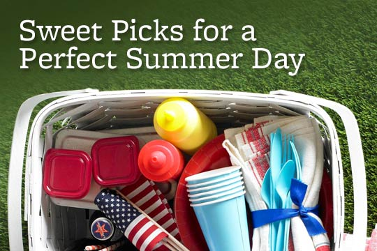 Sweet Picks for a Perfect Summer Day