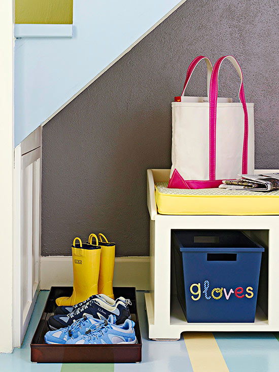 15-Minute Fixes: Entryways