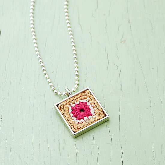 Hip to Be Square Necklace