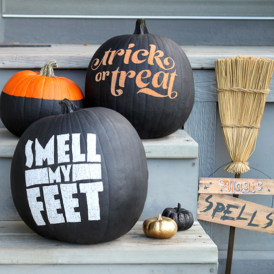 30+ Tips for Decorating Your Halloween Pumpkins