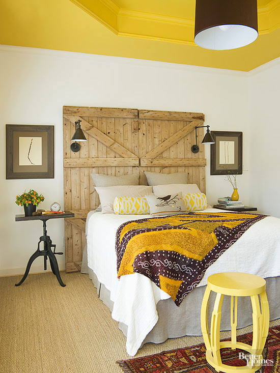Decorating with Cozy Yellow