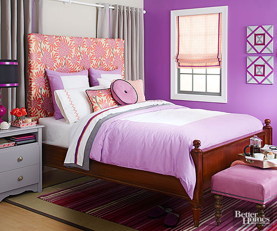 Furniture Project: Fabric-Covered Headboard