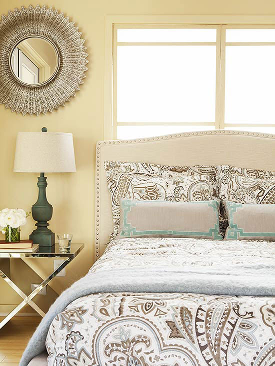 Biscuit. Soothing Bedroom Paint Colors
