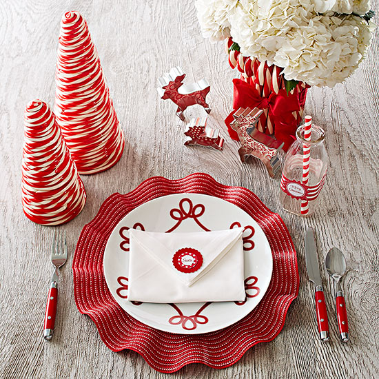 Holiday Napkin Ideas