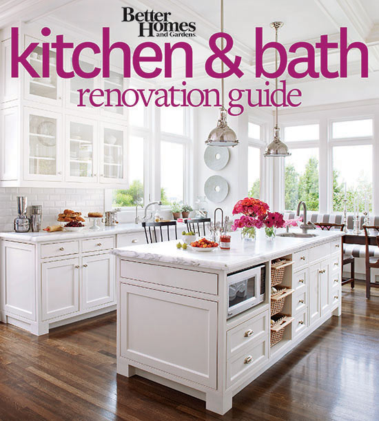 Kitchen and Bathroom Planning Wish List
