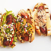 Hot Dog Toppers