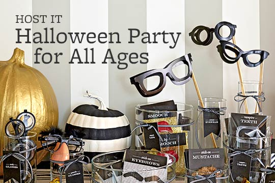 Halloween Party for All Ages