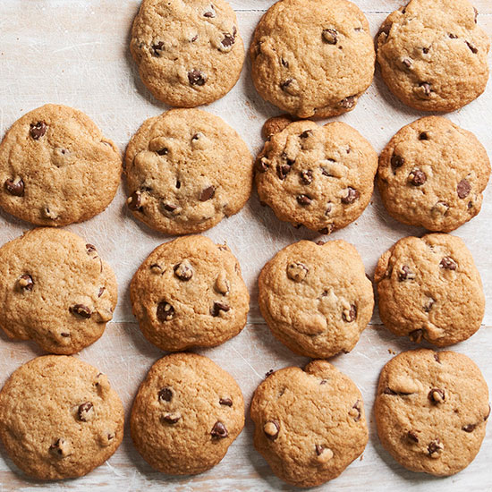 Gluten free chocolate chip cookies for Better homes and gardens chocolate chip cookies