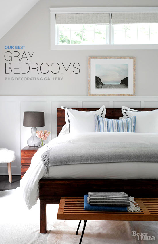Gray Bedroom Gray Bedroom
