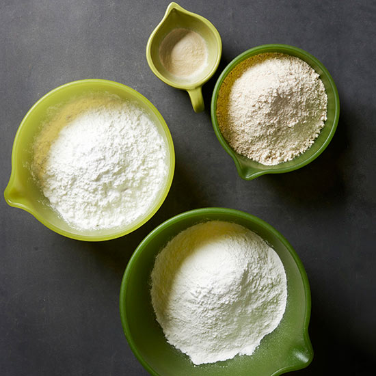 How to Make Gluten-Free Flour Mix