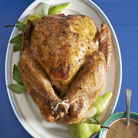 How Long to Cook a Stuffed Turkey