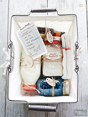 Gift Baskets That Are Sure To Please